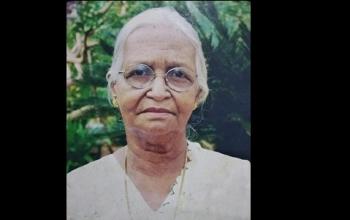 സ്ലൈഗോ മലയാളി ബാബു ഓരത്തേലിന്റെ മാതാവ് നിര്യാതയായി